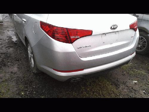 Kia OPTIMAKIA 2012 Rear Bumper Assembly 190-50605A EHD985