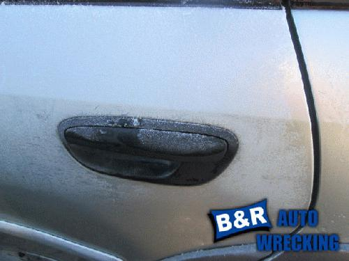 Subaru LEGACY 2007 Left Side Exterior Door Handle 129-50686AL NDL395