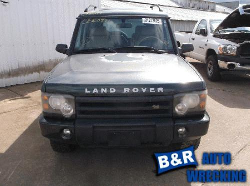 Land Rover DISCOVERY 2003 Accessory Holder