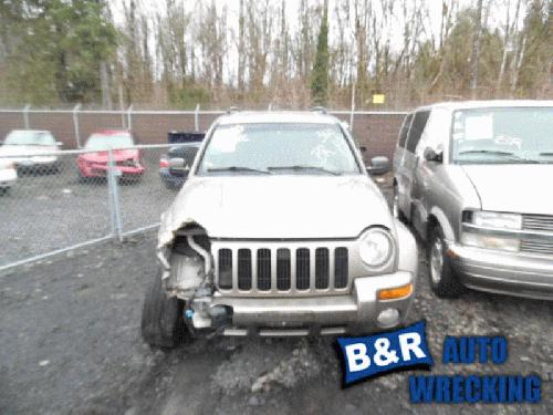 Jeep LIBERTY 2004 Air Cleaner