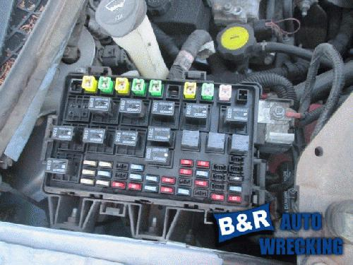 where is the fuse box on a 2007 uplander   40 wiring