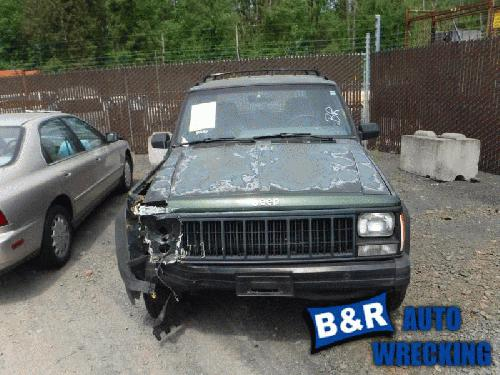 Jeep CHEROKEE 1995 Left Side Front Spindle/Knuckle 515-01586AL NGF039