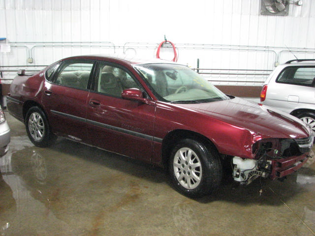 2001 chevy impala hub w abs front 19960799. Black Bedroom Furniture Sets. Home Design Ideas