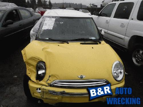 Mini MINI 1 2003 Right Side Spindle/Knuckle, Front 515-58805R NHD022