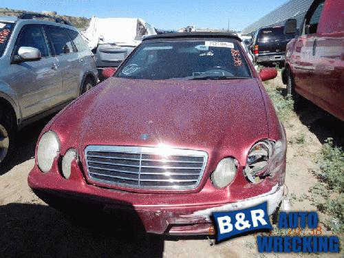 <em>Mercedes</em>-<em>Benz</em> CLK320 <em>1999</em>