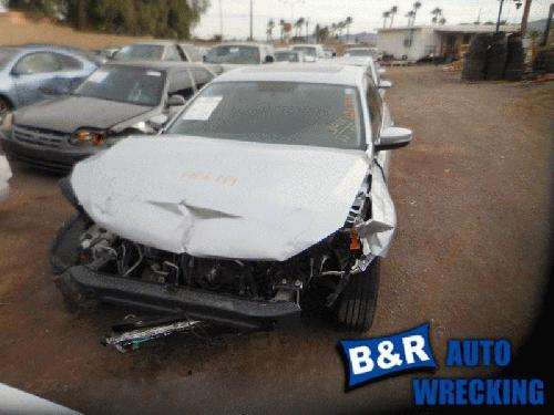 Volkswagen JETTA 2013 Loaded Beam Axle