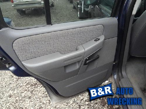 2003 ford explorer interior trim panel rear door 21390404 205 fd8403. Black Bedroom Furniture Sets. Home Design Ideas