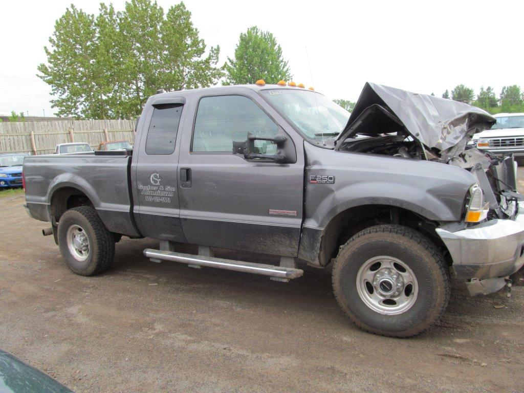 2004 ford f250 super duty fuse box used very good 21459283. Black Bedroom Furniture Sets. Home Design Ideas