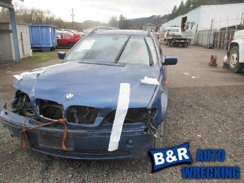 <em>BMW</em> <em>325I</em> 2003 Wiper Transmission