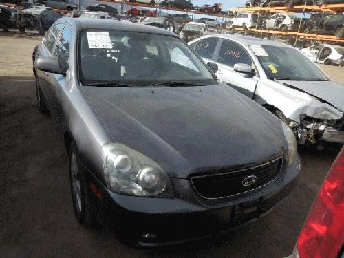 Kia OPTIMAKIA 2008 Cowl