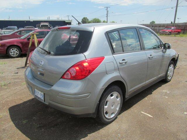 Chevrolet  VERSA 2009 For Parts 482752