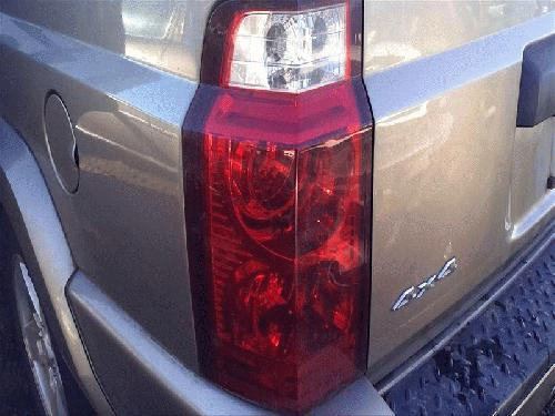 Jeep COMMANDER 2006 Left Side Tail Lamp 166-00230L CFJ438