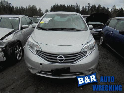 Nissan VERSA 2014 Right Side Center Pillar 198-60473R GFJ696