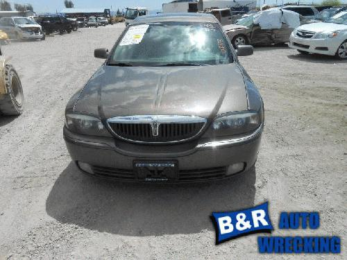 Lincoln LS8 2004 Jack