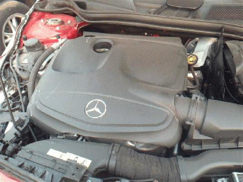 Mercedes-Benz CLA250 2014 Engine Assembly 300-85183 GGH192