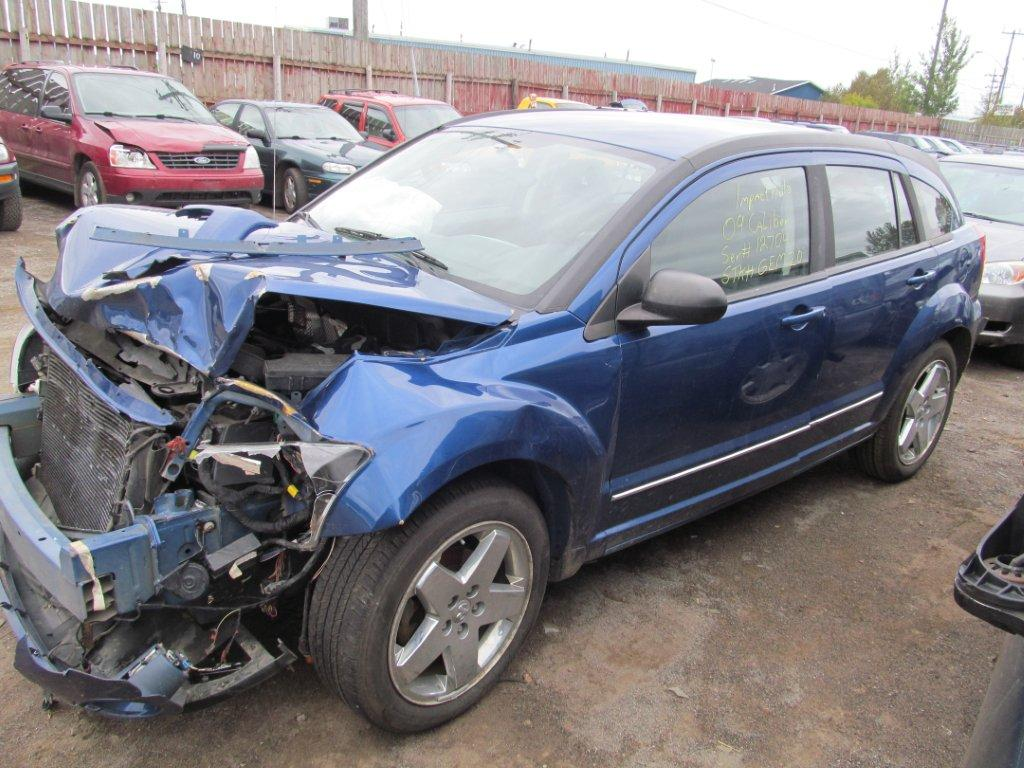 Dodge  CALIBER 2009 For Parts 127041