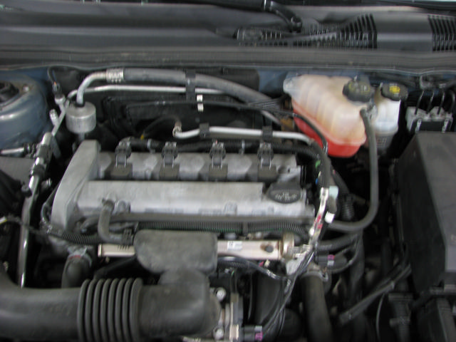 chevy malibu power steering location