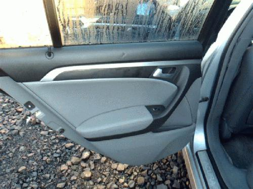 Acura TL 2004 Interior Trim Panel Rear Door 205.AC1N04 NGL636