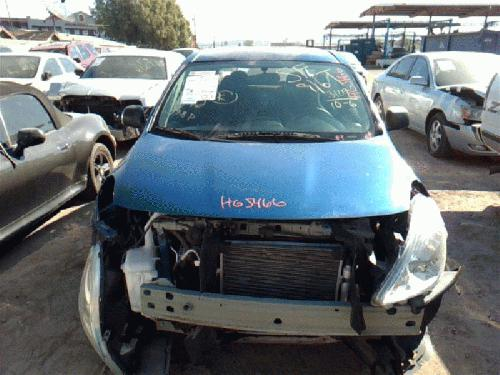 Nissan VERSA 2014 Loaded Beam Axle 476-58801 HGJ466