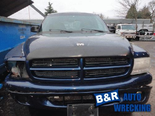 Dodge DURANGO 2000 Carrier Assembly