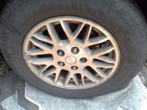 Jeep CHERGRAND 2003 Wheel 560-09052 NGH219