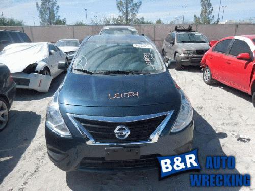 Nissan VERSA 2015 Air Conditioner Condenser 679-59508 LEI054