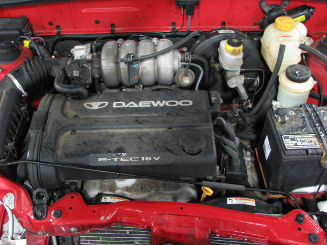 service manual removal of pcm from a 2002 daewoo leganza. Black Bedroom Furniture Sets. Home Design Ideas