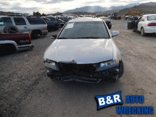 Acura TSX 2005 Power Brake Booster 540-58915 RGC933