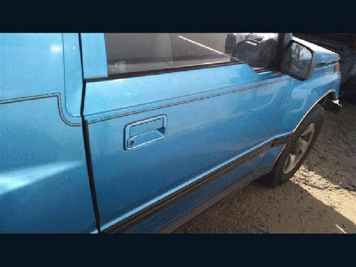 Geo TRACKER 1994 Right Side Front Door Assembly 120-58279DR EHD043