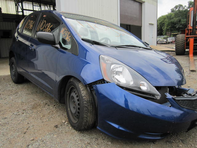 Parting out a 2010 Honda Fit