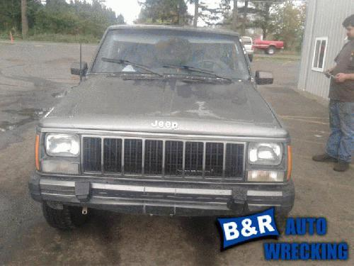 Jeep CHEROKEE 1989 Radiator Core Support 109-00526A BFJ187