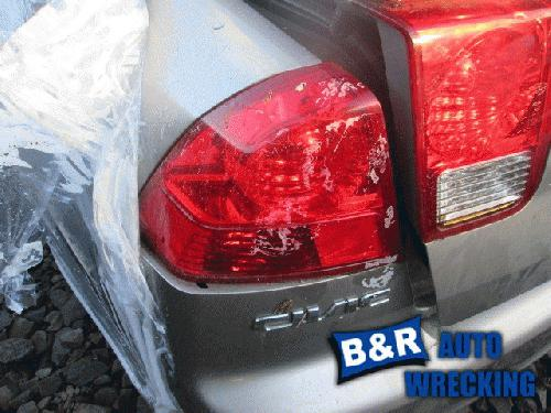 Honda CIVIC 2003 Left Side Tail Lamp 166-59557L NDL413