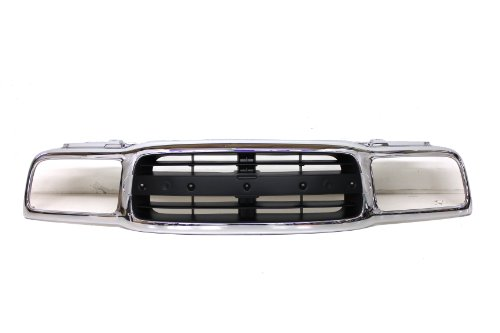 Genuine gm parts 15088290 grille assembly for Genuine general motors parts