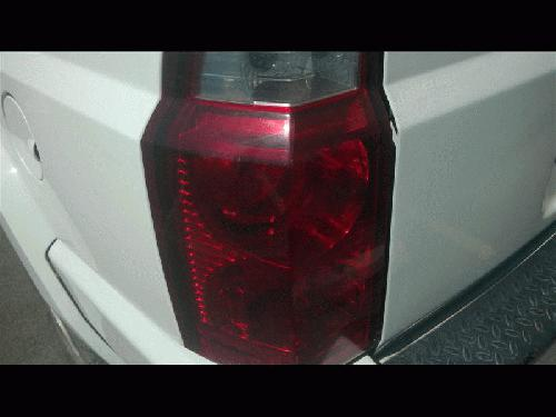 Jeep COMMANDER 2008 Left Side Tail Lamp 166-00230L CGH884