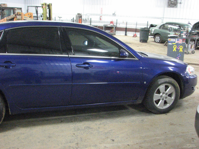 2006 chevy impala automatic transmission 81152 miles 20038752. Black Bedroom Furniture Sets. Home Design Ideas