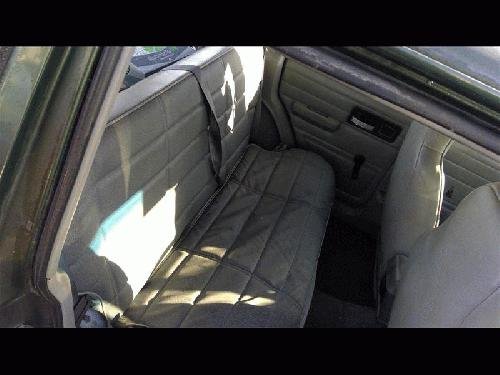 Jeep CHEROKEE 1996 Rear Seat 215.AM8296 EGJ434