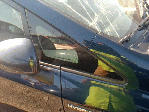 Toyota PRIUS 2012 Right Side Windshield Glass 270-50395R EFD144