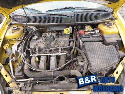 2004 Dodge Neon Battery 600 Ch2i04