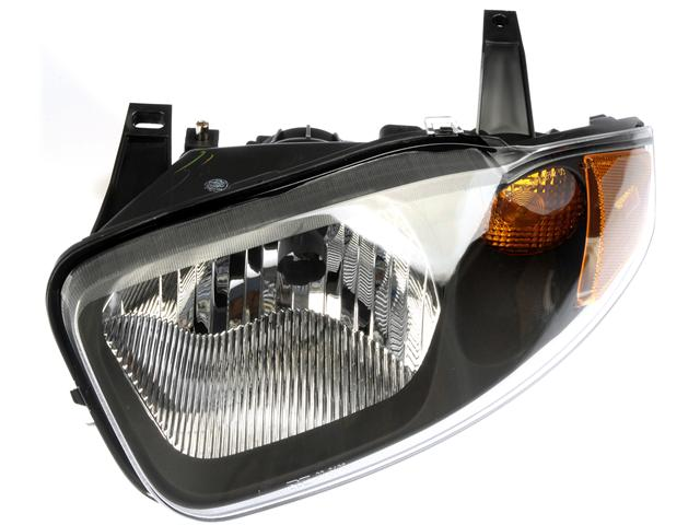 HEADLIGHT LAMP ASSEMBLY Cavalier 2003 03 2004 04 2005 05 Left (GM2502221) 622243