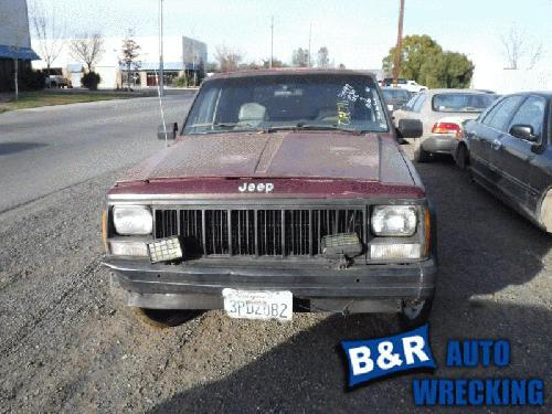 Jeep CHEROKEE 1992 Left Side Center Pillar 198-00461L OGL791