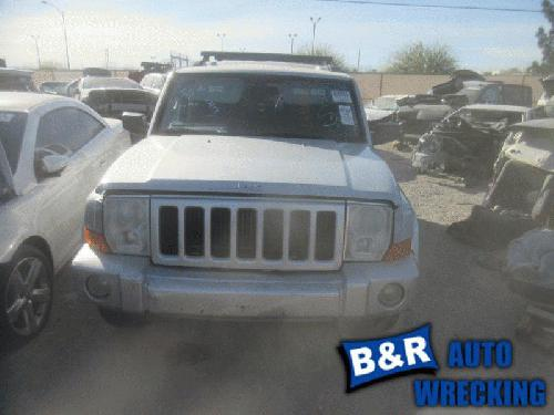 Jeep COMMANDER 2006 Left Side Sun Visor 268-01775L LHB858