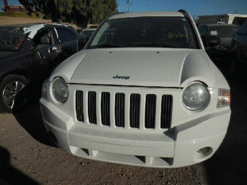 Jeep COMPASS 2008 Right Side Rear Independent Suspension Assembly 475-00187DR HGL667