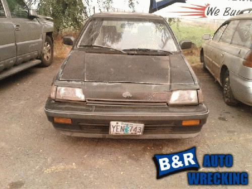 <em>Honda</em> <em>CIVIC</em> 1987
