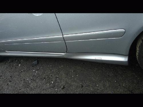 Mercedes-Benz CLK320 1999 Rocker Panel Moulding 189.MB1C99 EGJ304