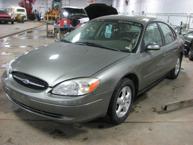 2002 <em>FORD</em> <em>TAURUS</em> <em>CD</em> <em>PLAYER</em> <em>RADIO</em>