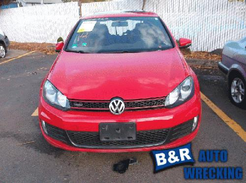 Volkswagen GOLF 2011 Right Side Front Lamp