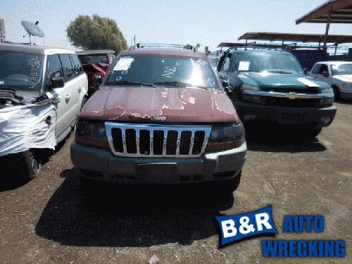 Jeep CHERGRAND 2000 Air Bag 253-03088 HFH270