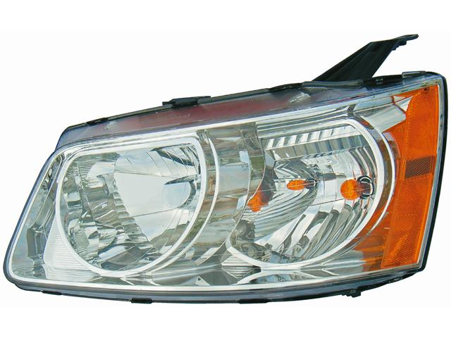HEADLIGHT LAMP ASSEMBLY Pontiac Torrent 06 07 08 09 Right (GM2503284) 622952