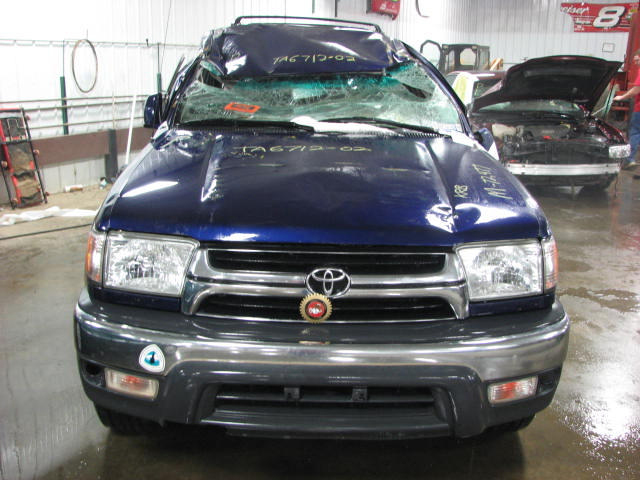 2002 toyota 4 runner abs control module 72477 miles 19894344. Black Bedroom Furniture Sets. Home Design Ideas