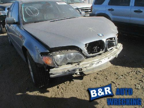 <em>BMW</em> <em>325I</em> 2005 Wiper Transmission
